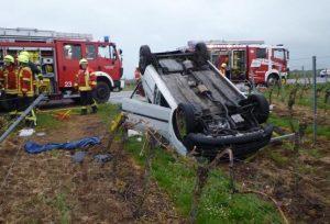 Meckenheim – Schwerer Unfall auf der #L519