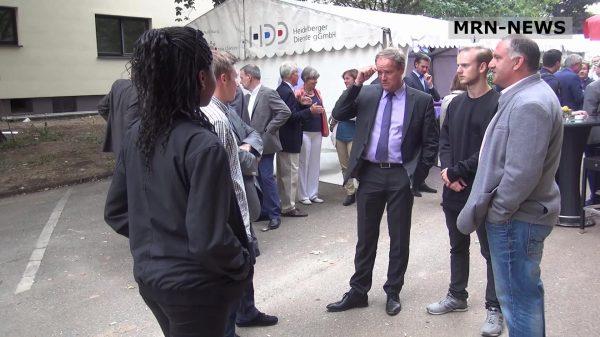 Heidelberg – Sprechstunde von Oberbürgermeister Prof. Dr. Eckart Würzner im Bürgeramt Rohrbach