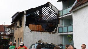 Wiesloch – NACHTRAG: Haus explodiert – 130 Rettungskräfte im Einsatz