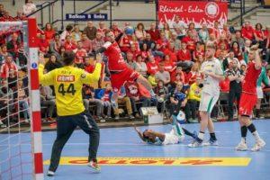 Ludwigshafen / Leipzig – Handball-Bundesliga Eulen unterliegen in Leipzig