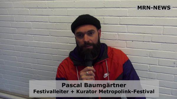 Heidelberg – Pascal Baumgärtner blickt auf das Metropolink-Festival 2019