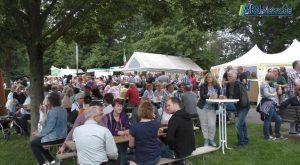 Frankenthal – Pressekonferenz zum 43. Strandbadfest – Partymeile – Höhenbrillantfeuerwerk – Pop&Rock – Schlager alles im Repertoire