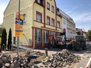 Ludwigshafen – Umleitungen wegen Bauarbeiten an der Haltestelle Marienkrankenhaus