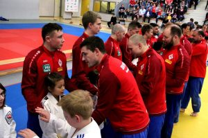 Speyer – Judo-Bundesliga  – Männer des JSV müssen nach Leipzig