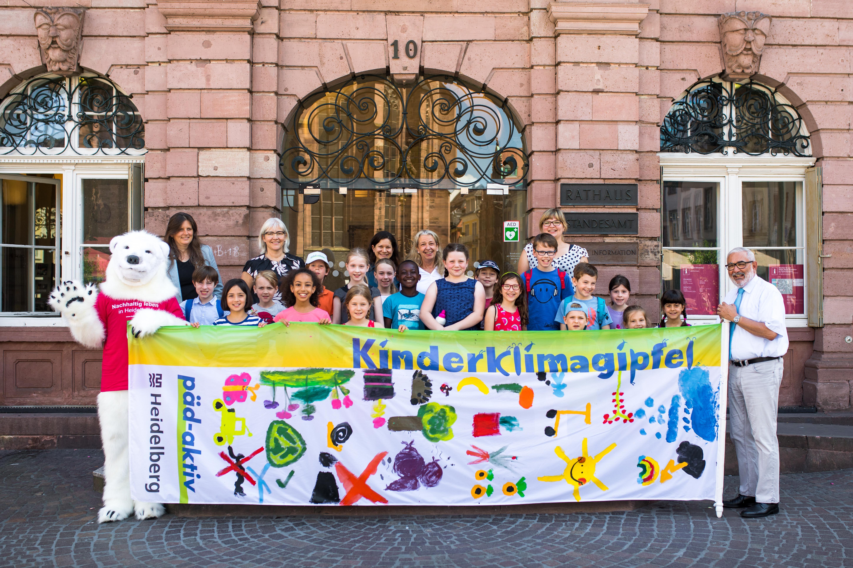 """ad2c012524be0 Heidelberg – Heidelberger Kinderklimagipfel ist """"HeldeN!-Tat"""" des Jahres  2018 – Auszeichnung durch das baden-württembergische Umweltministerium"""