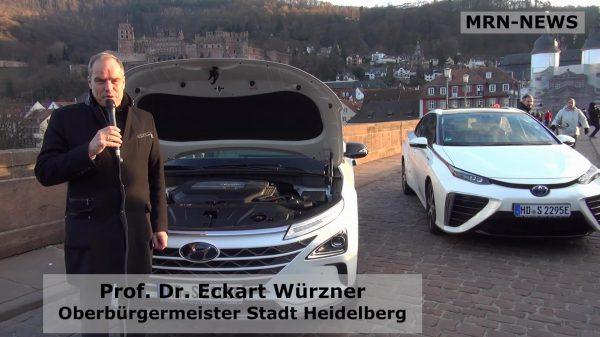 Heidelberg – Heidelbergs Weg zur Mobilitätswende! Elektrobusse, Lastenräder und ÖPNV