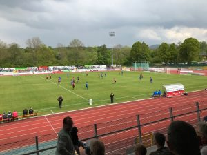 Walldorf – TSG Balingen vs. FC-Astoria Walldorf 3:3 (2:1)