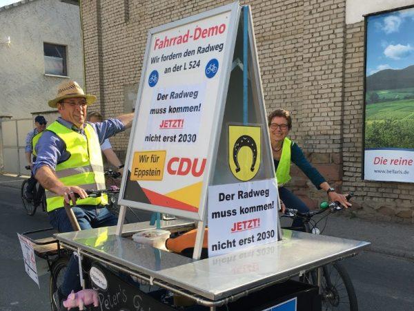Frankenthal  – Video Interview mit  Gabriele Bindert – CDU im Dialog mit den Bürgern