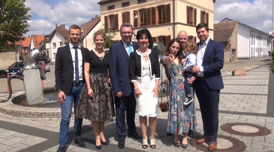 Rhein-Pfalz-Kreis – Happy Birthday für den Landrat Clemens Körner