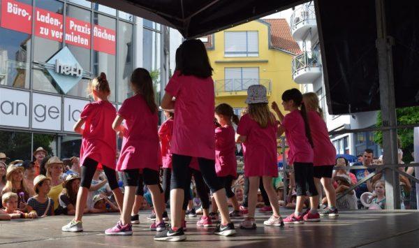 Frankenthal – #Strohhutfest2019 – Kinderprogramm lässt kleine Herzen höherschlagen
