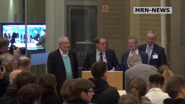 Heidelberg – Es wird spannend! Große Wahlpräsentation im Heidelberger Rathaus! Auszählungsergebnisse der Kommunalwahl und Europawahl werden am 26. und 27. Mai im Neuen Sitzungssaal präsentiert