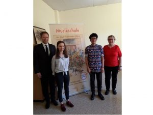 Frankenthal – Musikschulfest und Tag der offenen Tür am 25. Mai