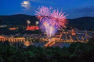 Heidelberg – Es geht los! Erste Schlossbeleuchtung des Jahres am Samstag den 1. Juni