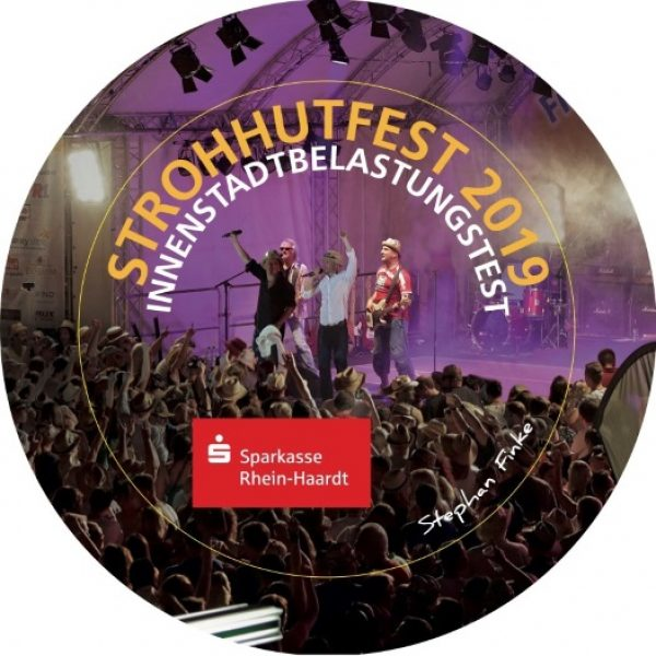 Frankenthal – Strohhutfest 2019: Begehrter Button ab 20. Mai erhältlich