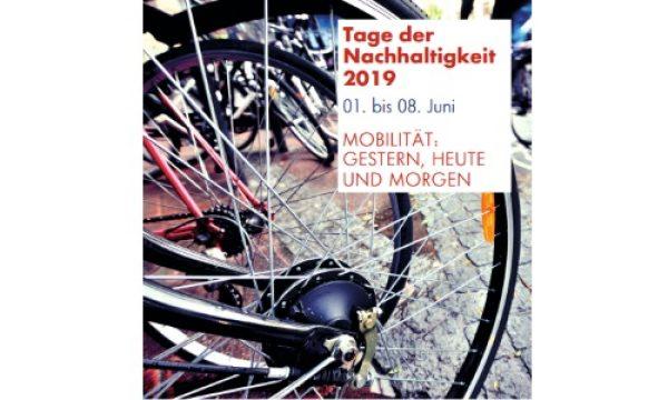 Frankenthal – Tage der Nachhaltigkeit zum Thema Mobilität
