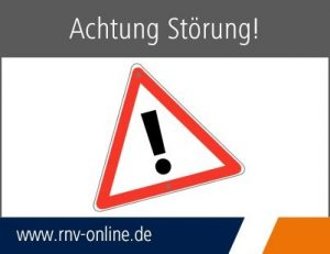 Heidelberg – Straßenbahn vor Betriebshof entgleist