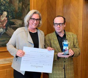 """Heidelberg – """"Leuchttürme des digitalen Wandels"""": Stadt für Veranstaltungsreihe Digitalität@Heidelberg geehrt!"""