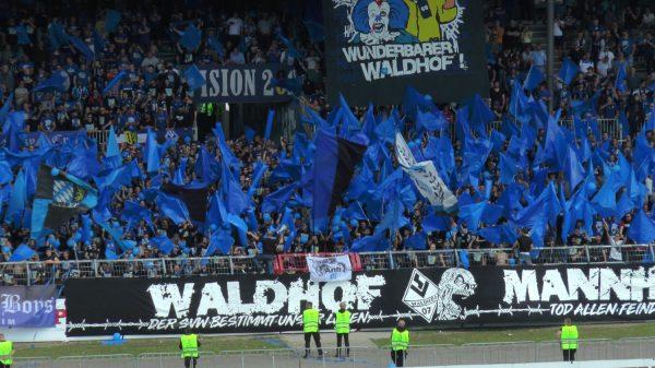 Karlsruhe / Mannheim – SV Waldhof Mannheim unterliegt Karlsruher SC in torreichem bfv-Pokalfinale mit 3:5 (2:2) (mit Fotostrecke)