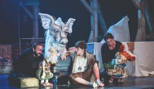 """Ludwigshafen –  Michael Endes Kinderbuchklassiker """"Die unendliche Geschichte"""" im Theater im Pfalzbau"""