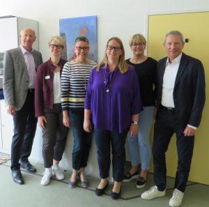 Schwetzingen – Leitungswechsel im GRN-Betreuungszentrum Sinsheim – Karin Schröter und Birgit Bizer folgen als Doppelspitze auf Yvonne Sonnenfroh