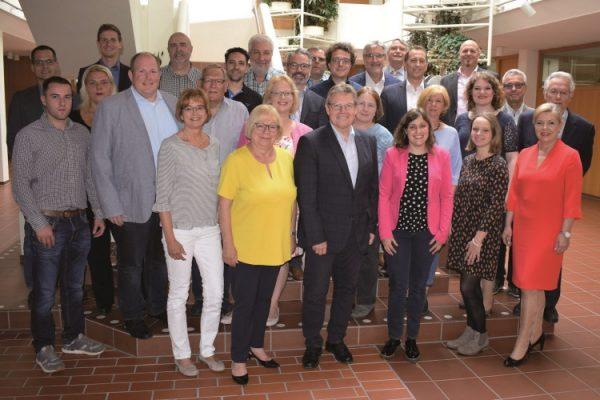 Mutterstadt – Der neue Mutterstadter Gemeinderat 2019
