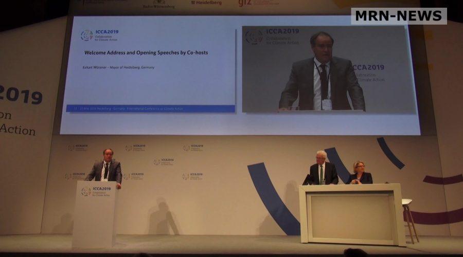 Heidelberg – Welches politische Amt reizt Ministerpräsident Winfried Kretschmann und Oberbürgermeister Prof. Dr. Eckart Würzner noch? Auf der ICCA 2019 verrieten sie es mit einem Augenzwinkern