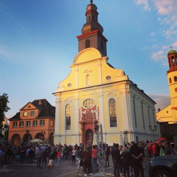 Frankenthal – 14. Frankenthaler Kunst- und Einkaufsnacht