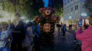 Frankenthal – In Frankenthal steppte der Bär – Lange Kunst- und Einkaufsnacht war wieder ein voller Erfolg!