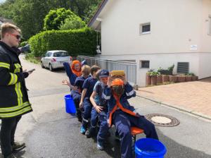 Oberflockenbach – Spiel & Spaß auf dem 15. Bereichszeltlager der Jugendfeuerwehr in Oberflockenbach