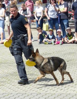 Wörrstadt – Tag der offenen Tür der Polizeiwache Wörrstadt