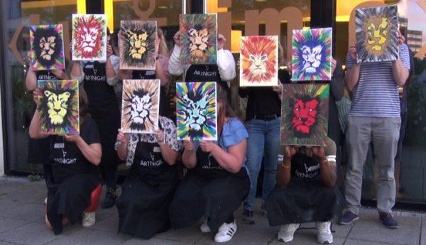 Ludwigshafen –  ArtNight im LuTime – Kreativer Erlebnisabend im LuTime am 10.Juli
