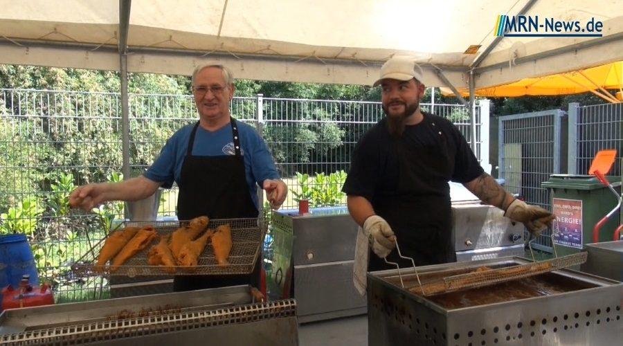 """Ludwigshafen –  Auf zum traditionellen Backfischfest vom Angelsportverein """"Gib Schnur"""" in Maudach (13./14.07.2019)"""