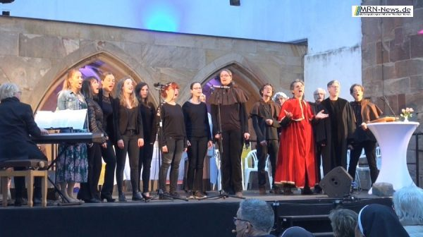Frankenthal – Vier Ruinenkonzerte im Rahmen der 20. Frankenthaler Kulturtage