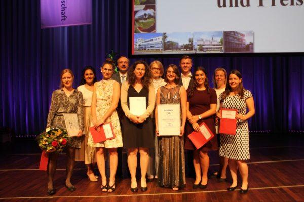 Ludwigshafen – Hochschule für Wirtschaft und Gesellschaft Ludwigshafen feierte ihre Absolventinnen und Absolventen (VIDEO)