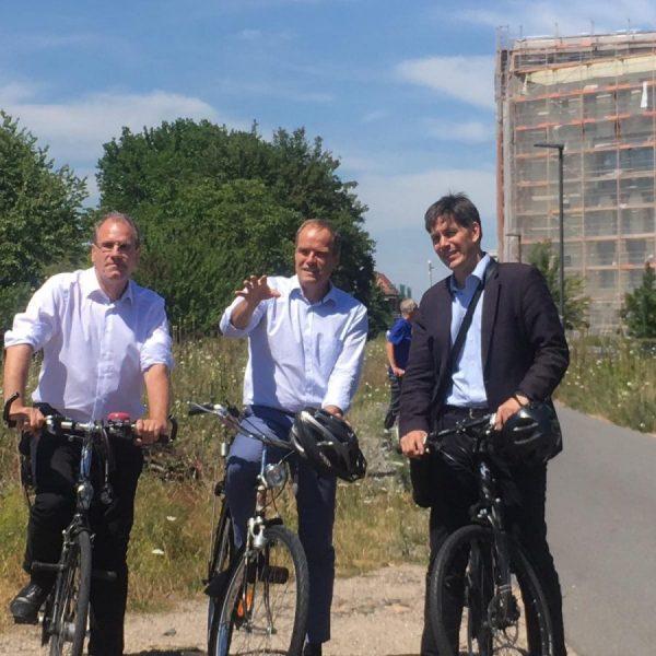 Heidelberg – Heidelberger Fahrrad-Stadtplan erhältlich!