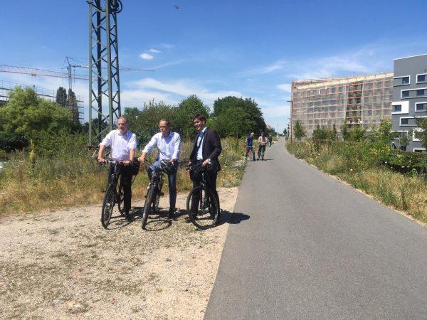 Heidelberg – Fahrradfreundlichste Kommune im Land: Stadt hat höchsten Radverkehrsanteil in Baden-Württemberg! 8,5 Millionen Investitionen für den Radverkehr