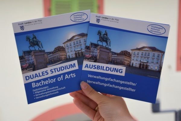 Landau – Azubis gesucht – Freie Ausbildungsstellen bei der Stadtverwaltung Landau