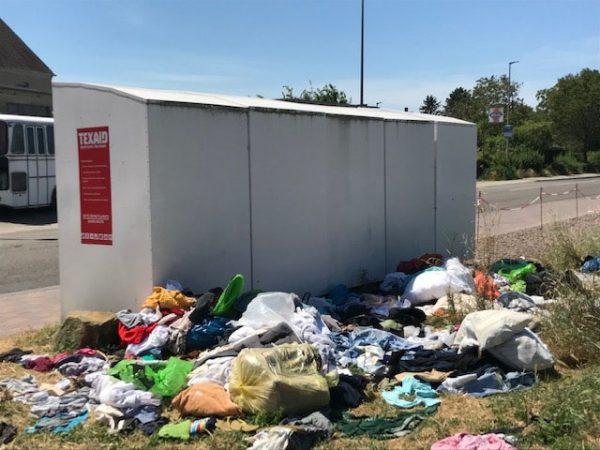 Mutterstadt – Illegale Müllablage in Mutterstadt nimmt drastisch zu