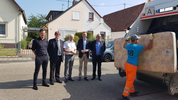 Landau – Abholservice für Sperrabfall kommt gut an – Bürger nutzen neues EWL-Angebot rege