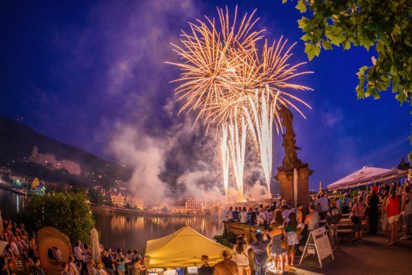 Heidelberg – Stadt von der schönsten Seite miterleben: Zweite Schlossbeleuchtung des Jahres am 13. Juli