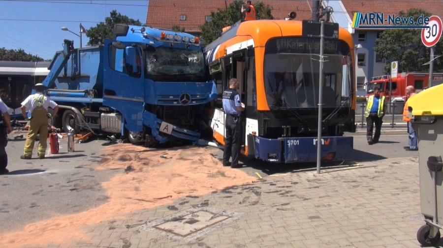 Mannheim Unfall Heute