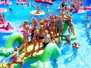 Speyer – Pool-Party: Sparkasse Vorderpfalz lädt zum Familientag