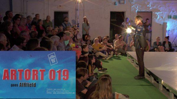 Heidelberg – ArtOrt019 – Teil 2 auf dem Airfield gestartet (Video)