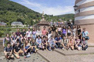 Heidelberg – Junge Talente aus der ganzen Welt forschen in Heidelberg! 24. International Summer Science School Heidelberg (ISH) gestartet