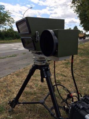 Germersheim – Tempo 30 überwacht