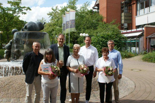Landau – Landrat Seefeldt begrüßt wiedergewählte Patientenfürsprecherinnen