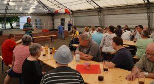 Germersheim – Grillfest des Landkreises Germersheim und der Betreuungsvereine