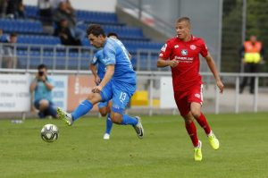 Walldorf – FC-Astoria Walldorf vs. FSV Mainz 05 II 0:0
