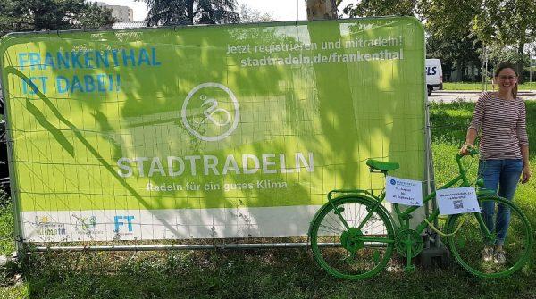 """Frankenthal – """"Stadtradeln"""" steht in den Startlöchern – Auftaktveranstaltung am 31. August im Rahmen des Fahrradmarkts"""
