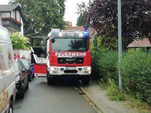 Landkreis Bad Dürkheim – Einsatzreicher Tag für die Feuerwehr Grünstadt